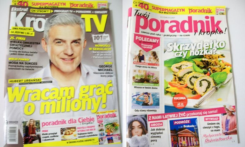 darmowa Kropka TV i Twój poradnik i kropka