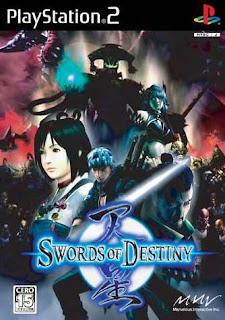 Swords of Destiny PAL PS2