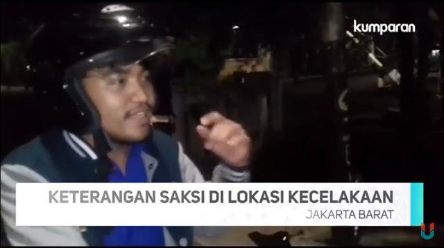 "Mengejutkan! Kesaksian Warga soal Kecelakaan Novanto: ""Kayak Dibuat-Buat"""