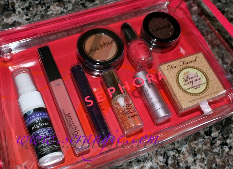 Scrangie Sephora Favorites Set For Summer 2011 Limited
