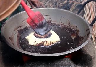 Village Food | No bake chocolate cake
