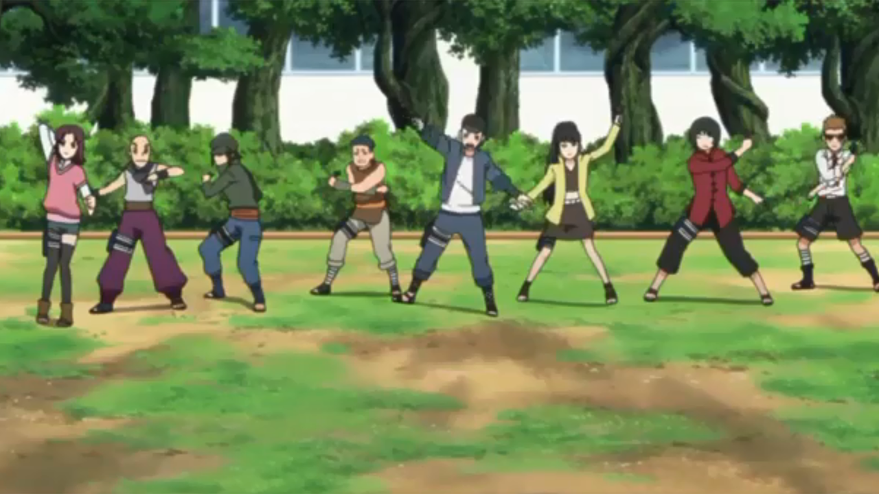 Boruto Episode 3 Naruto Next Generations Indonesian Sub Title