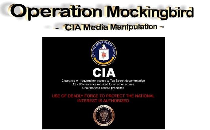illuminati - Tài liệu về Operation Mockingbird (Chim nhại) của chính phủ Hoa Kì