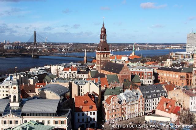 St. Peter's Church Skarnu iela 19, Riga 1050, Latvia View The Touristin