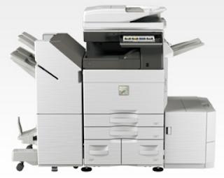Sharp MX-6070N Printer Drivers Download