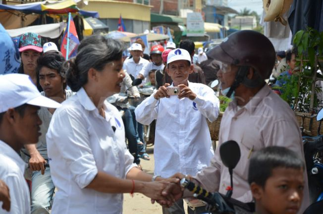 Cambodia Political Parties Regroup Ahead of Elections