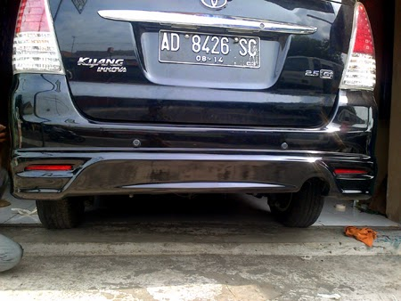 bodykit grand new avanza 2016 jual all alphard innova 2009-2011 | solo abs plastic