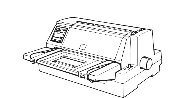 Be excellent on what is good...: Epson LQ-670 Service Manual