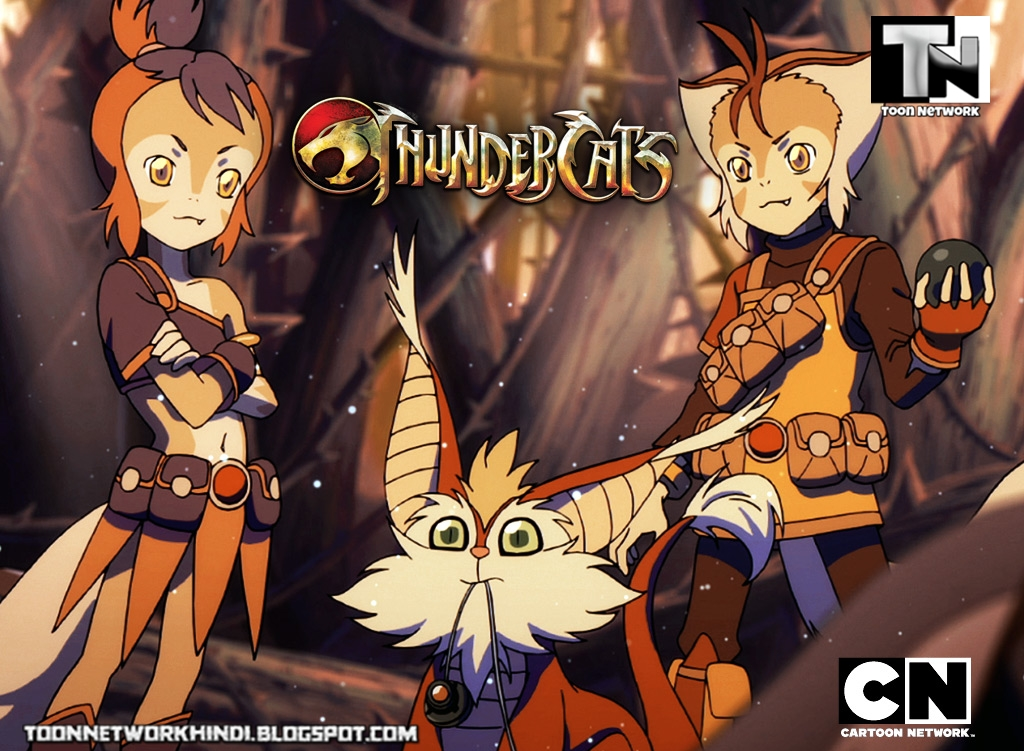 Thundercats [2011] Episodes in Hindi - Toon Network Hindi