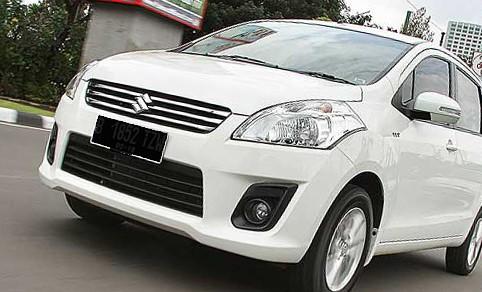 Daftar Harga Suzuki Ertiga Bekas Baru, Review Spesifikasi dan Kelebihan Mobil MPV Keluarga
