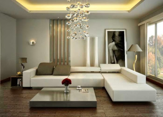 4 Modern living room ideas that you have to see