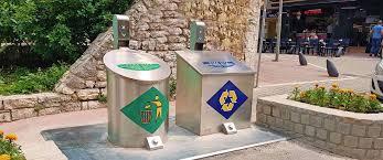 Υπόγειοι κάδοι απορριμμάτων στην Ερμιονίδα μέσω χρηματοδοτούμενου προγράμματος