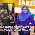 Jawapan Balas Admin Tudung Fareeda Semakin Berlagak Dan  Panas