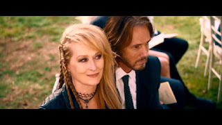 Meryl Streep and Rick Springfield
