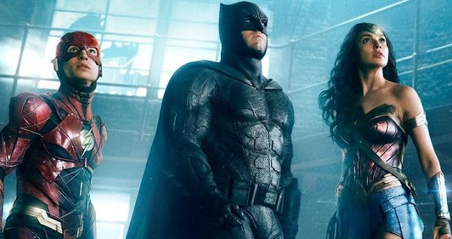 Justice League es muy distinta a Batman v Superman