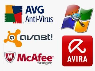 5 Antivirus Gratis Terbaik 2014