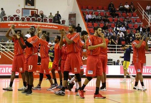 """جمعية سلا يخسر نهائي البطولة العربية لكرة السلة لصالح """"هومنتمن"""" اللبناني بفارق نقطة"""