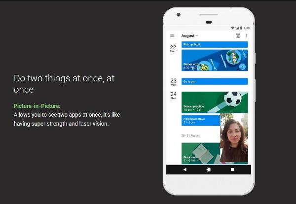 Fitur-Fitur Terbaru Android 8 Oreo
