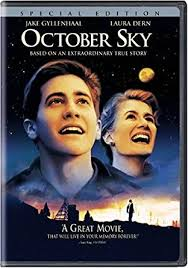 stress relief movie october sky