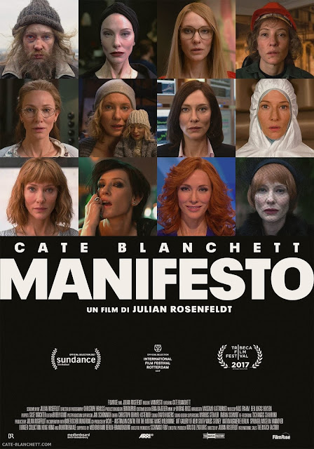 Manifesto (2015) ταινιες online seires oipeirates greek subs