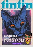 Mr Magellan contre Pussy Cat