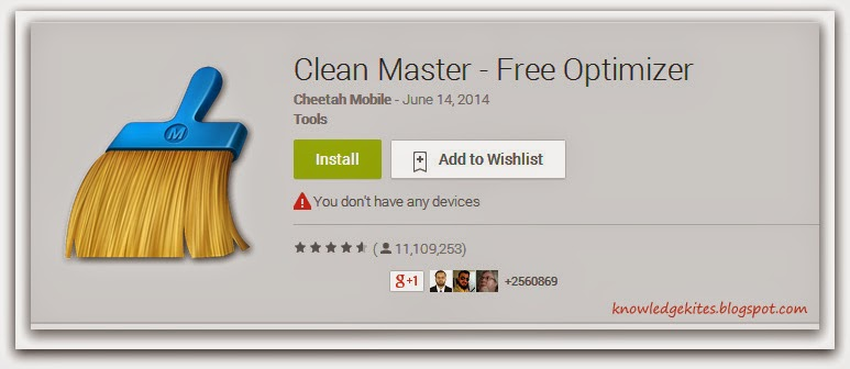 Clean Master - Best Android App