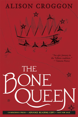 The Bone Queen book cover