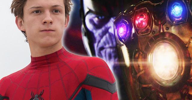 Homem Aranha Vingadores