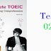 Listening Complete TOEIC - Test 02