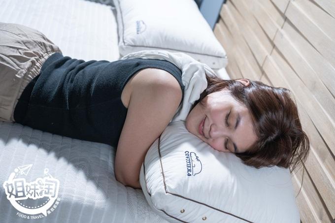 Covitiera枕頭,獨立筒枕頭,飯店枕頭