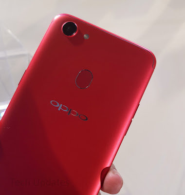 Oppo F5 Unboxing & Photo Gallery