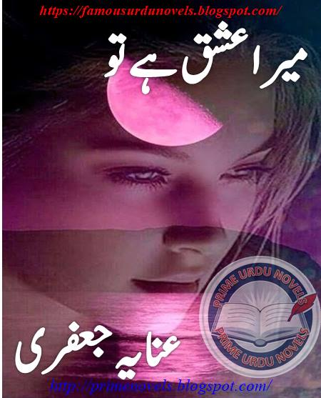 Mera ishq hai tu novel online reading by Anaya Jaffry Complete