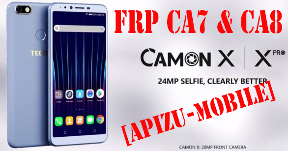 HOW TO BYPASS FRP TECNO CA7 & CA8 2018 BY APIZU MOBILE - PITIFUL TECH