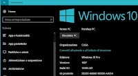 Verifica quale versione Windows e che computer sto usando