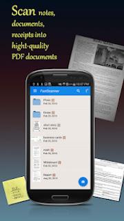 تحميل تطبيق  Fast Scanner Premium v4.1.1 [unlocked] Apk