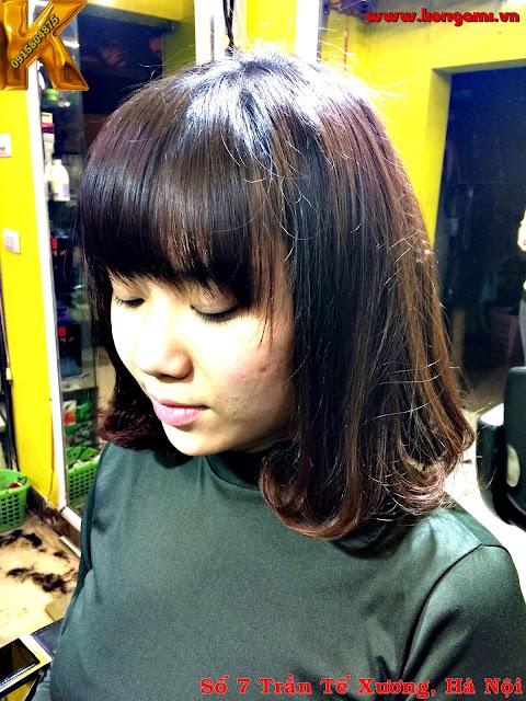 LOB, tóc nữ