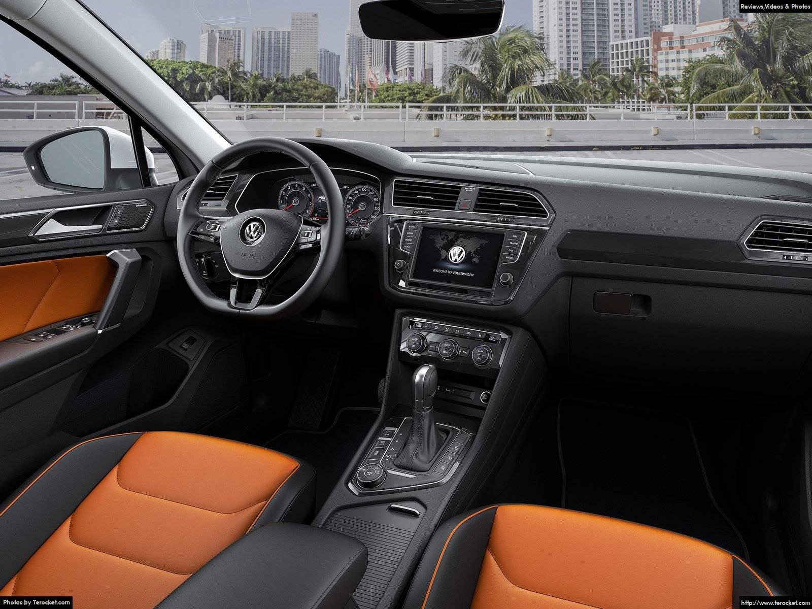 Hình ảnh xe ô tô Volkswagen Tiguan 2017 & nội ngoại thất