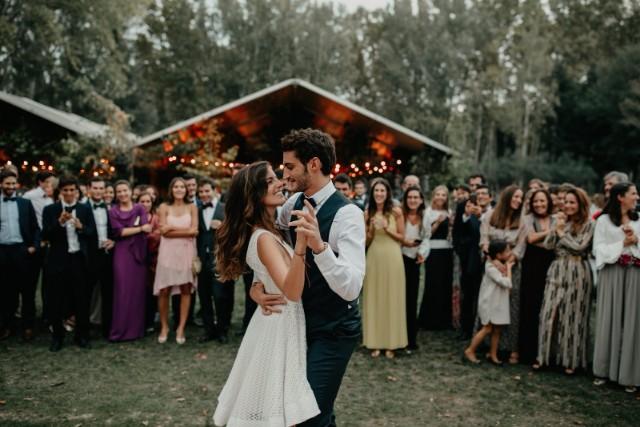 las mejores canciones para el primer baile de novios   a todo