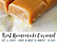 BEST HOMEMADE CARAMEL