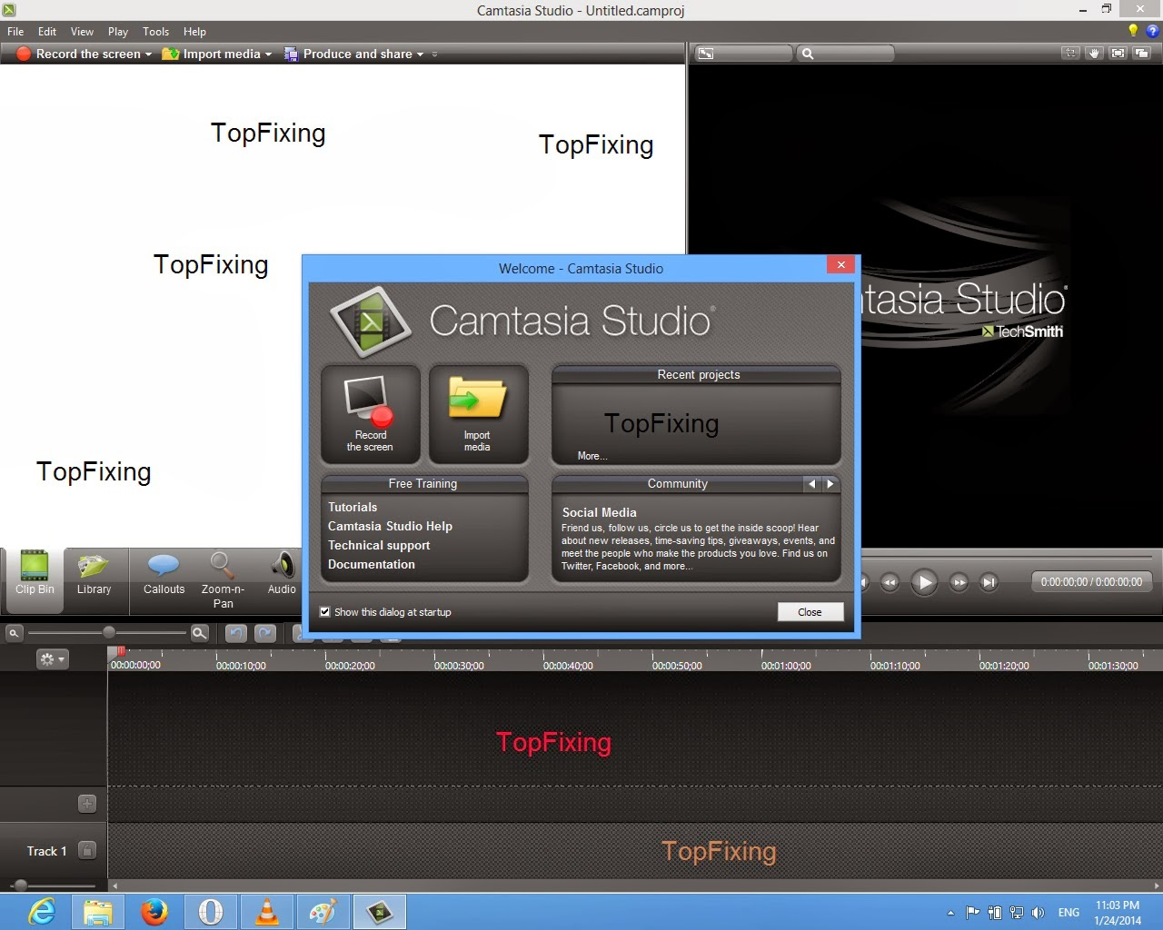 camtasia version 8