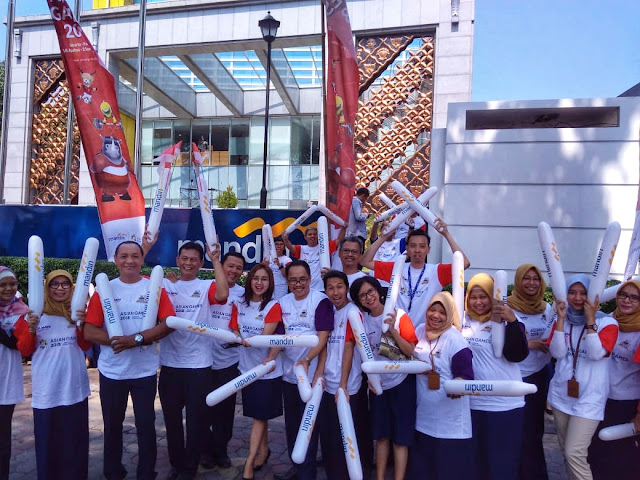 Bank Mandiri area Solo