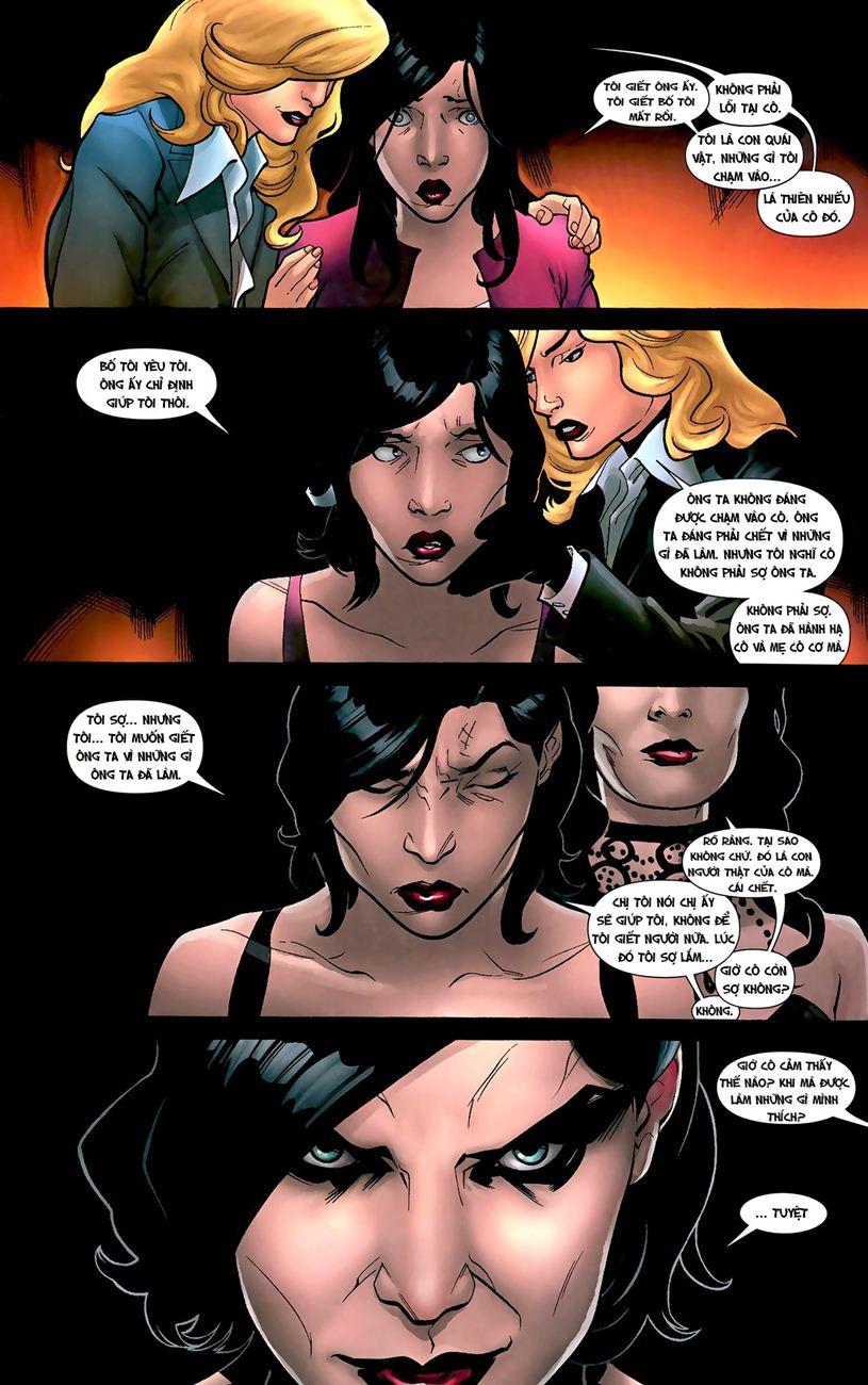 X-Men Necrosha chap 5 trang 33