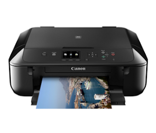 Canon PIXMA MG5760 Setup & Driver Download