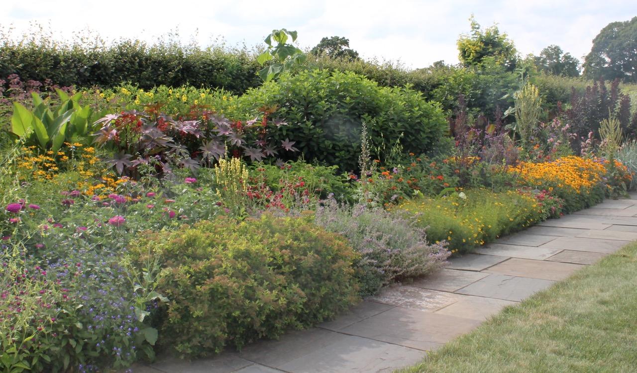 Pams English Cottage Garden A Visit To White Flower Farm