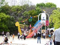 深北緑地公園 恐竜広場