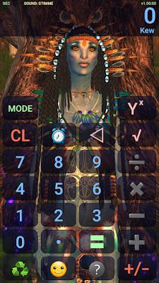 Tsahìk ayholpxayä - Shaman of numbers [Android App]