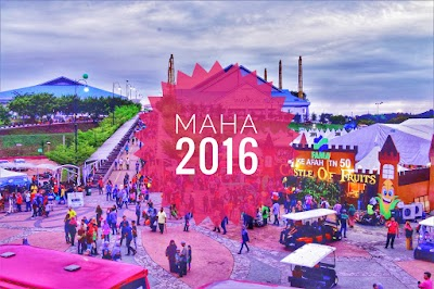 6 Awesome Timelapse Videos of MAHA 2016, 3.7 Million Visitors in 11 Days