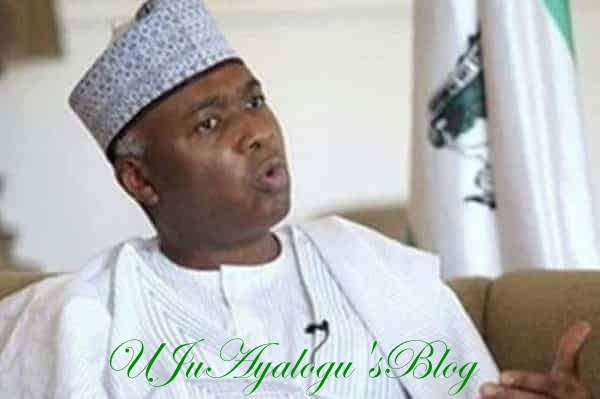 Saraki to FG: I'm unperturbed by your decision to appeal against CCT ruling
