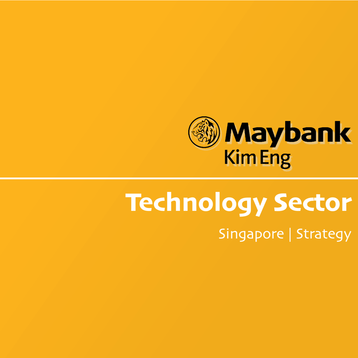 SGX Listed Tech Sector Stocks - Maybank Kim Eng | SGinvestors.io