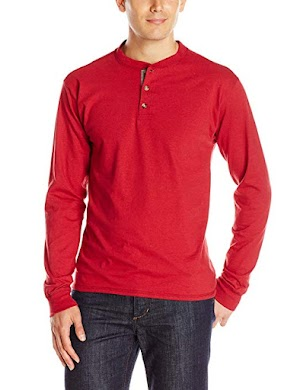Hanes Men's Long-Sleeve